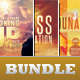 Church Marketing Flyer Bundle Vol 025