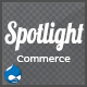 Spotlight - Responsive Drupal 7 eCommerce Theme - ThemeForest Item for Sale