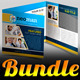 3in1 : Corporate Tri-fold Business Brochure Bundle - GraphicRiver Item for Sale