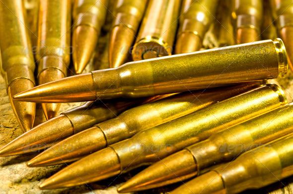 PhotoDune ammunition 8X57 IS 3883662
