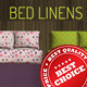 Bed Linens Mock Up - Bedding Set Template - GraphicRiver Item for Sale