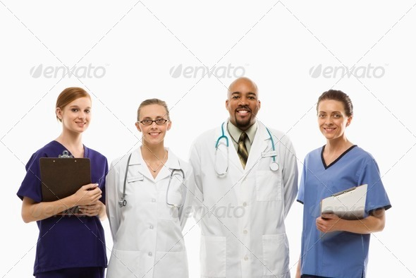 PhotoDune Healthcare workers 418157