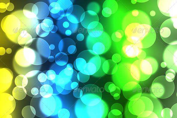 PhotoDune photo of bokeh abstract background 3883294