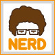 Nerd Logo Template - GraphicRiver Item for Sale