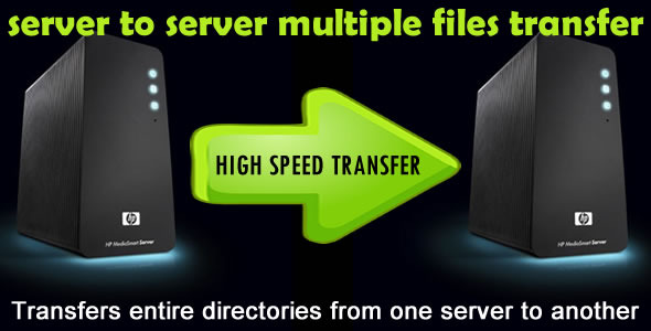 Server to server multiple files transfer - CodeCanyon Item for Sale