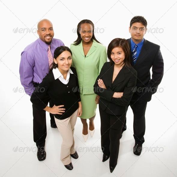 PhotoDune Business people 418426