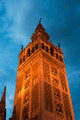 The Giralda with the blue hour, Seville, Spain - PhotoDune Item for Sale