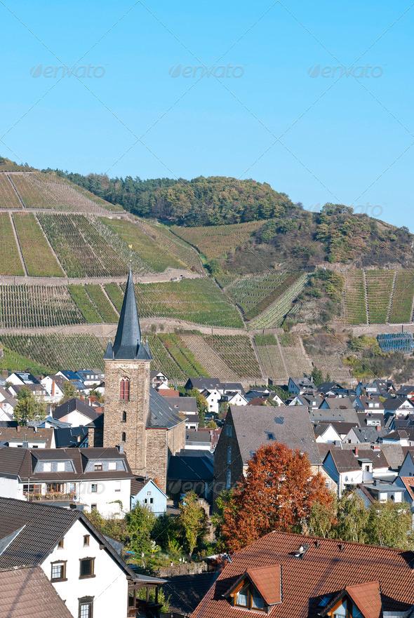 Dernau - Stock Photo - Images