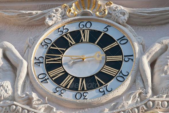 Clock - Stock Photo - Images