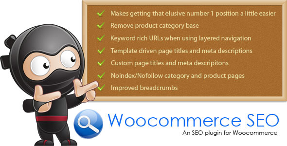 CodeCanyon Woocommerce SEO 3881769