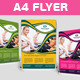 Fitness Flyer Vol.1 - GraphicRiver Item for Sale