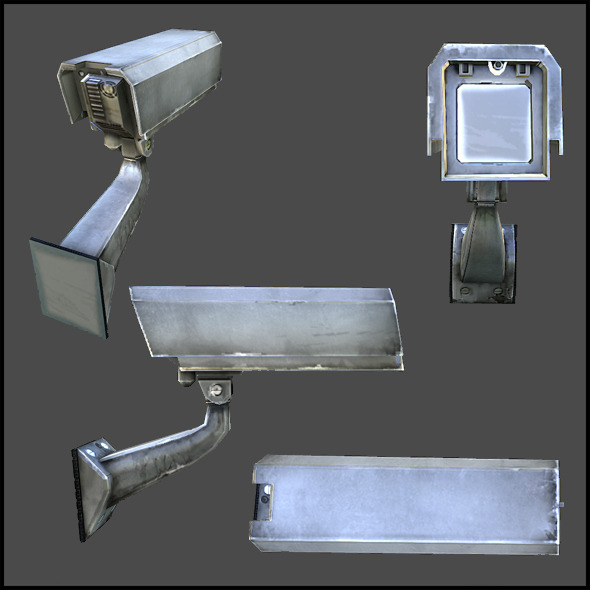 3DOcean Security Camera 3883028