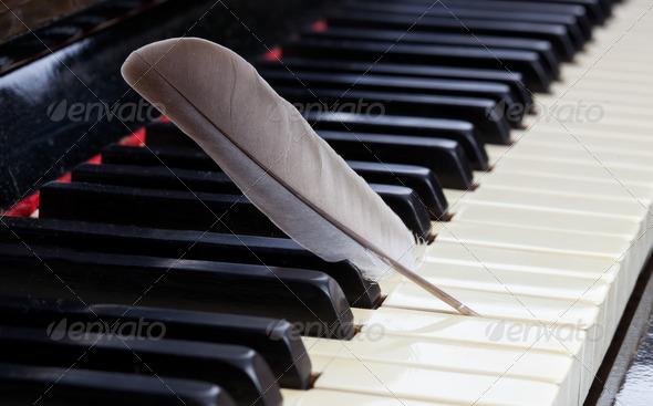 PhotoDune Piano soft music 3883275