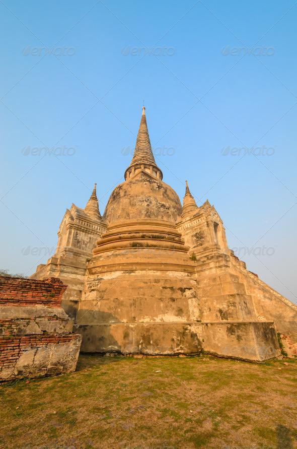 PhotoDune Temple 3883372