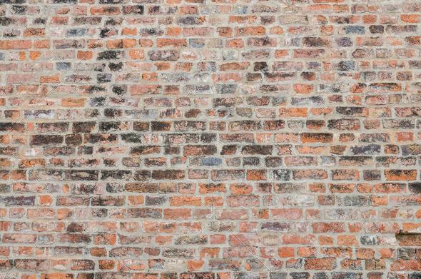 PhotoDune Brick wall 3883374