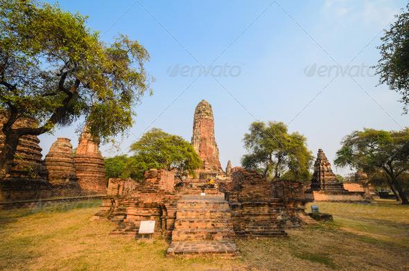 PhotoDune Temple 3883502