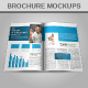 Brochure / Catalogue Mockups  - GraphicRiver Item for Sale