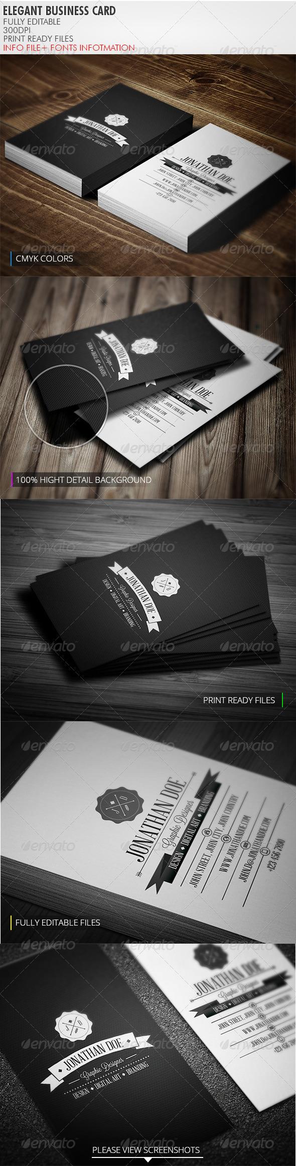 Retro Business Card - Retro/Vintage Business Cards
