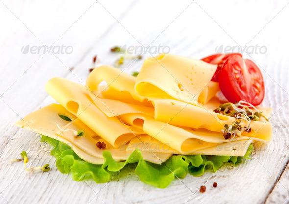 PhotoDune sliced cheese 3884679