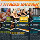 Fitness Banner Vol.6 - GraphicRiver Item for Sale