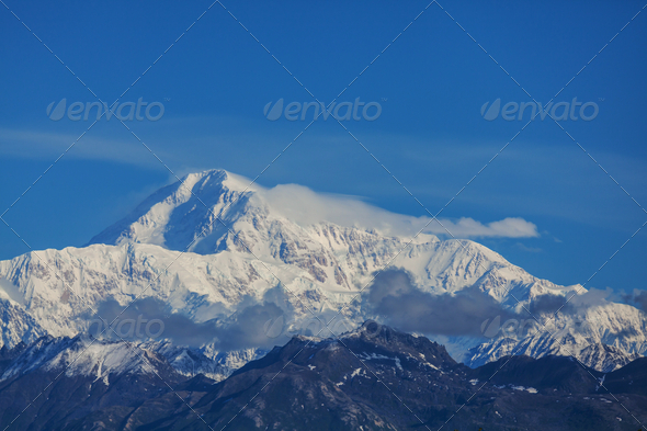 McKinley - Stock Photo - Images