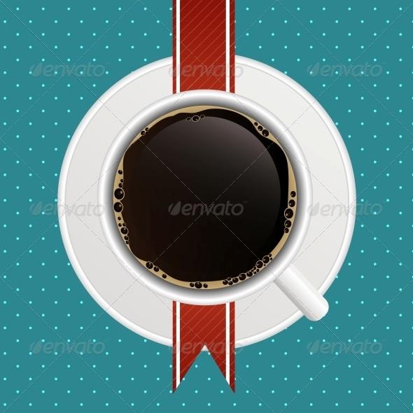GraphicRiver Concept of Coffee House Menu 3887294