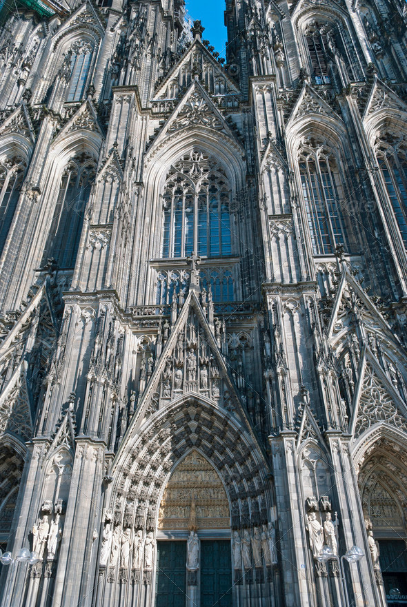 Cologne Cathedral - Stock Photo - Images