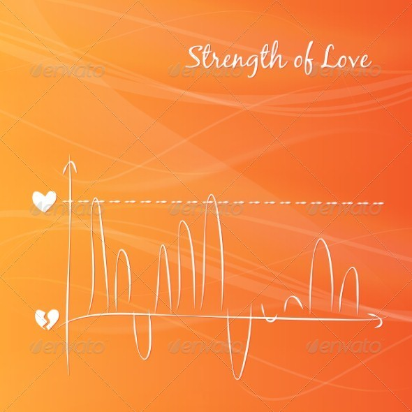 GraphicRiver Love vector diagram 3892287