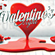 2014 Valentine's Day A4 Flyer Poster Template - GraphicRiver Item for Sale