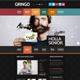 Gringo PSD Template - ThemeForest Item for Sale
