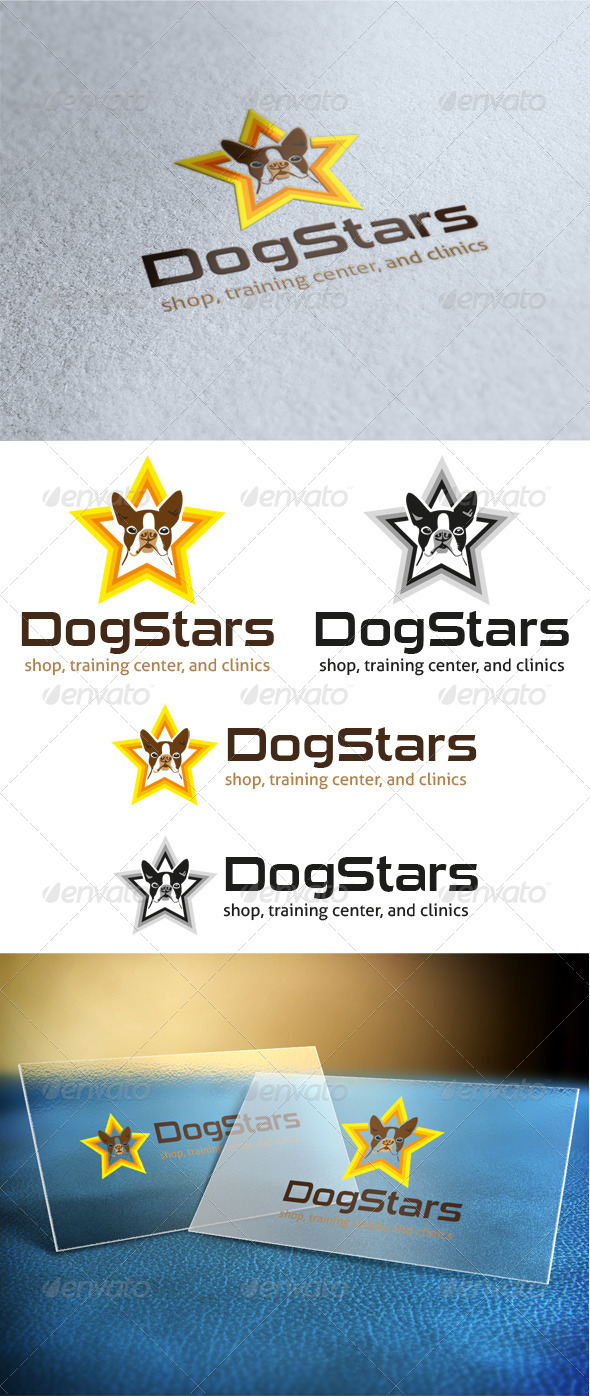 Dog Stars Logo