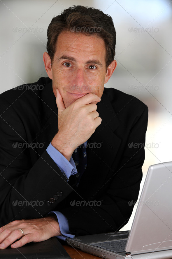 Businessman - Stock Photo - Images