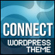 Connect - WordPress Responsive Theme - ThemeForest Item for Sale