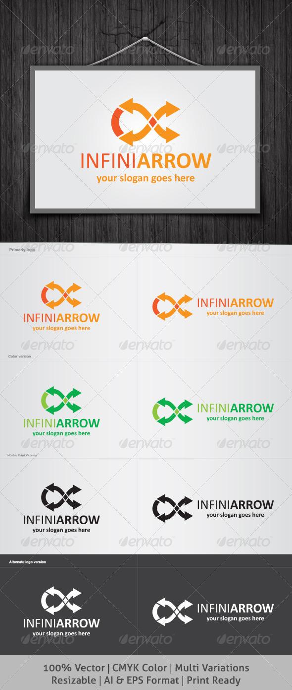 GraphicRiver Infini Arrow Logo 3899092