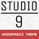 Studio 9 - a Creative Agency Portfolio Wordpress Theme - ThemeForest Item for Sale