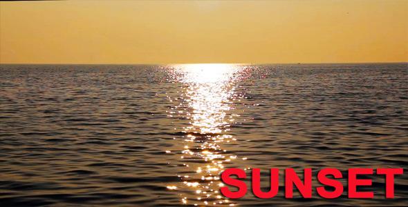 Sunset XIII