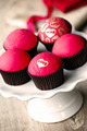 Valentine cupcakes - PhotoDune Item for Sale