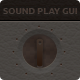 Sound Play GUI Elements - GraphicRiver Item for Sale