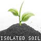 Isolated Soil - GraphicRiver Item for Sale