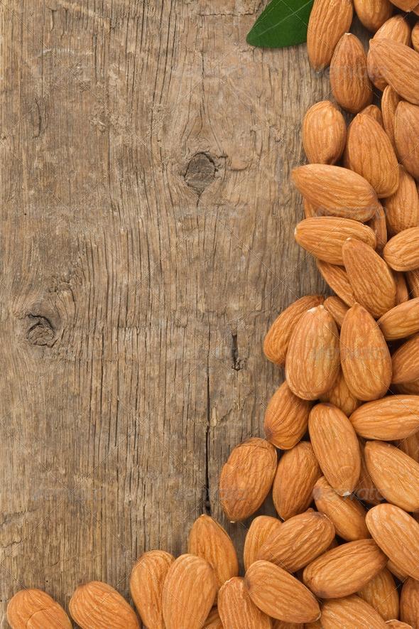 PhotoDune almond nuts 3905692