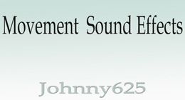 Movement Sound Effects