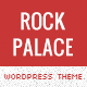 Rock Palace - a Responsive Music Wordpress Theme