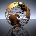 Metal Globe - PhotoDune Item for Sale