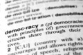 Democracy in Dictionary - PhotoDune Item for Sale