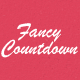 Fancy Countdown - jQuery plugin - CodeCanyon Item for Sale