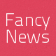 Fancy News - jQuery plugin