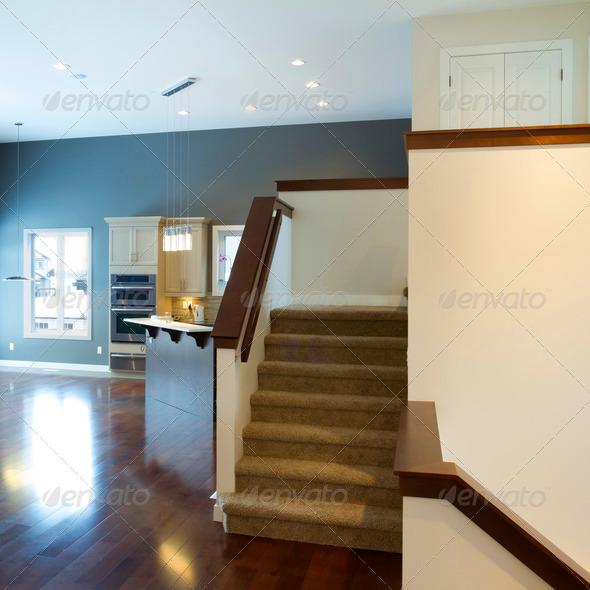 Modern Interior Design - Stock Photo - Images