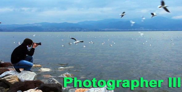 Photographer III
