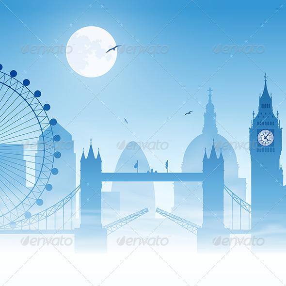 GraphicRiver London 3910832