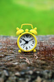 Yellow Alarm Clock - PhotoDune Item for Sale